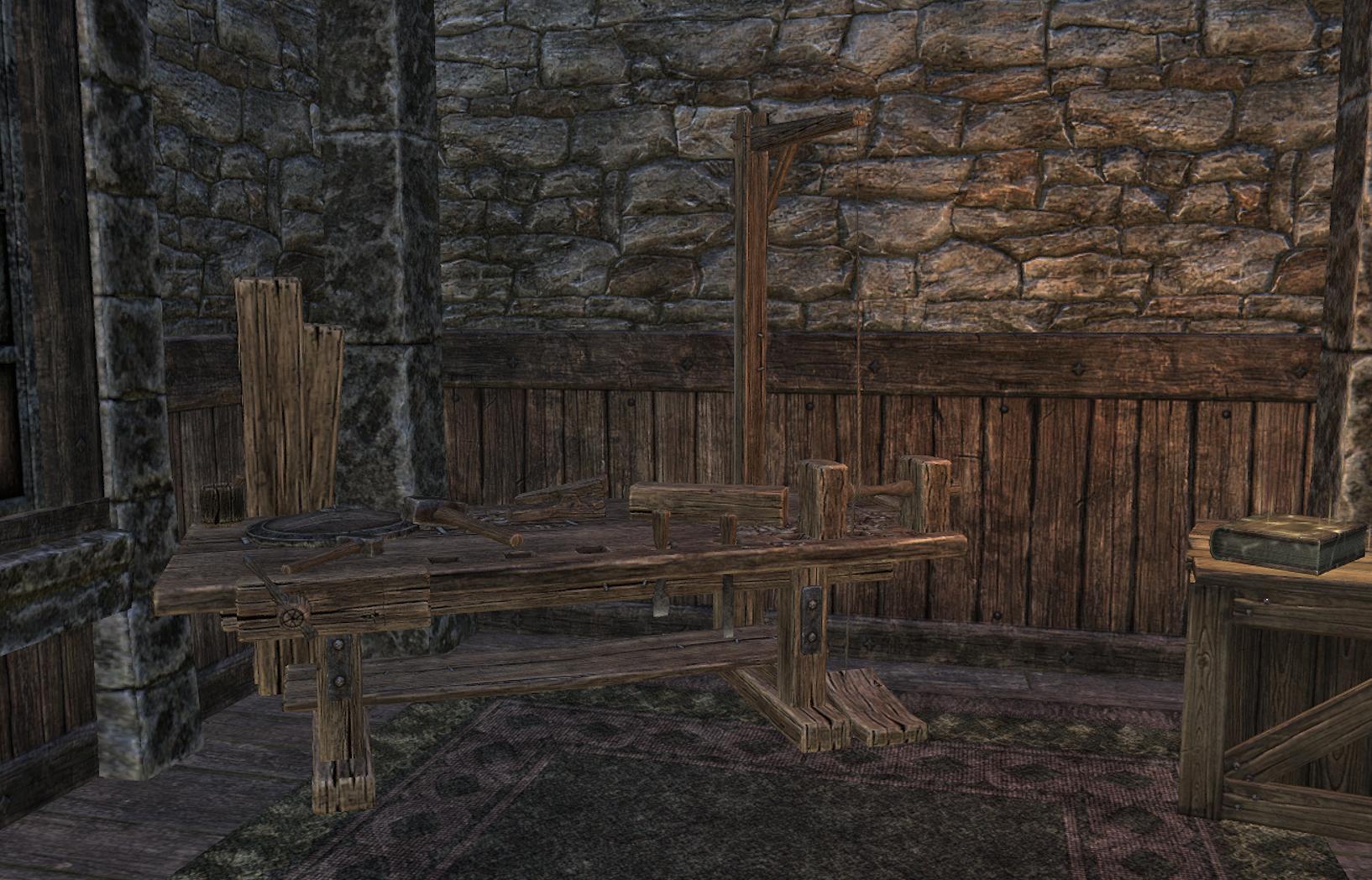 Woodworking Station | Elder Scrolls | FANDOM powered by Wikia
