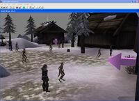 Ликантропия (Morrowind) - скриншот CS 02
