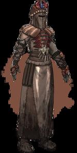 Эшлендерская шаманка (концепт-арт)
