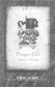 Daggerfall User's Guide