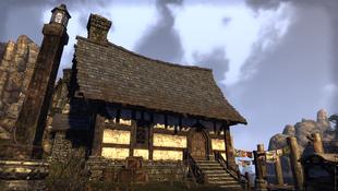 Здание в деревне Северной соли 3
