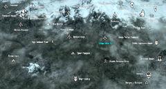 Лагерь Тихих Лун на карте