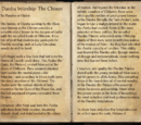 Daedra Worship: The Chimer