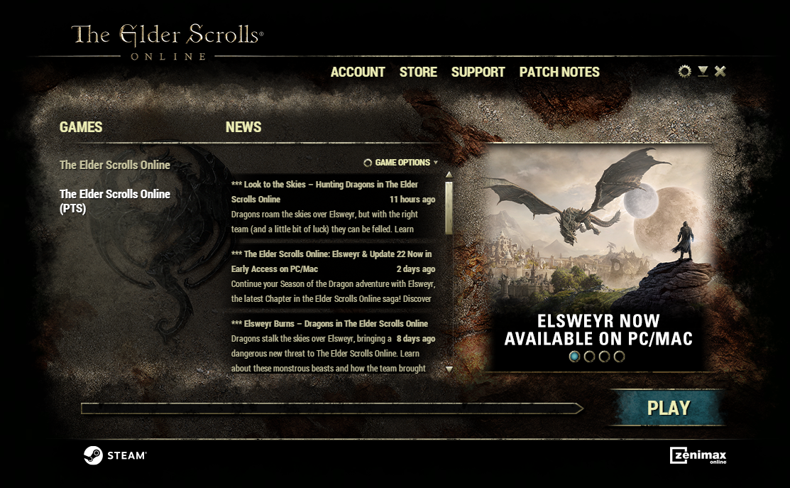 Public Test Server | Elder Scrolls | FANDOM powered by Wikia