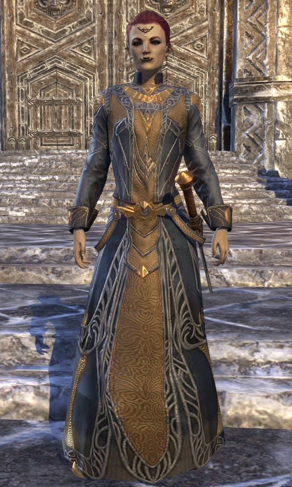 High Priestess Solgra Elder Scrolls Fandom