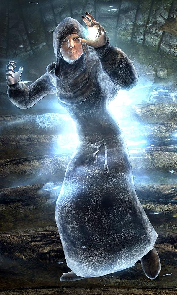 Ice Mage   Elder Scrolls   FANDOM powered by Wikia