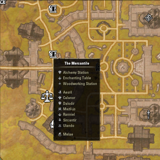 The Mercantile Elder Scrolls Fandom