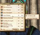 Spell Merchants (Oblivion)