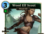 Wood Elf Scout