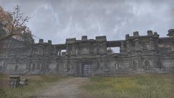 Военные врата Коррол