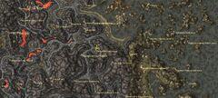 Лагерь Эрабенимсун. Карта
