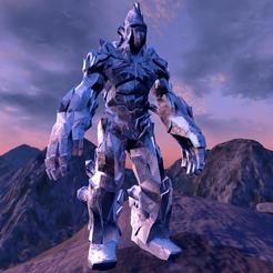 Ледяной атронах (Oblivion)