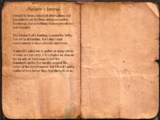 Aniaste's Journal