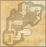 Cathedral of Akatosh Interior Map