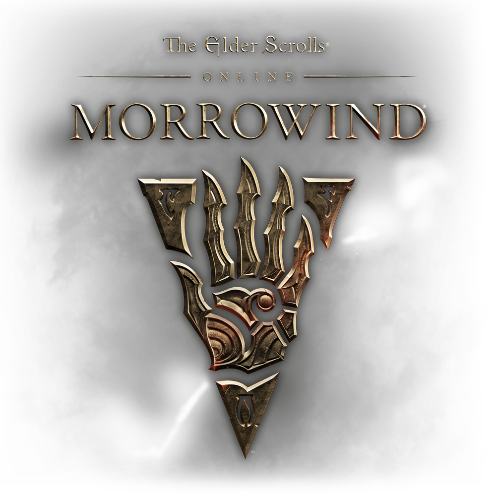 image eso morrowind logo png elder scrolls fandom powered by wikia