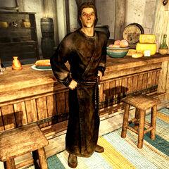 Sanguine jako Sam Guevenne z gry The Elder Scrolls V: Skyrim