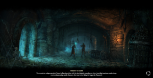 Thibaut's Cairn Loading Screen
