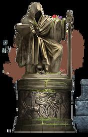 Айлейдская статуя — концепт-арт