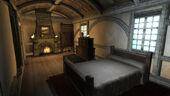 Дом Гогана и Мейлоны. Спальня