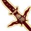 Иконка Даэдрическая клеймора (Oblivion)