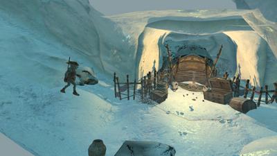 Пещера Щетиноспин - 13