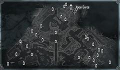 Храм Богов карта