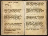 Arcana Restored