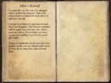 Jofnir's Journal (Fort Amol)