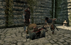 Roggvir Execution