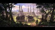 The Elder Scrolls Online World & Lore