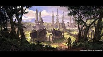 The Elder Scrolls Online World & Lore