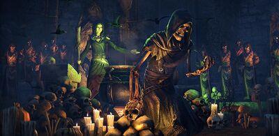 Festival brujas elder scrolls online