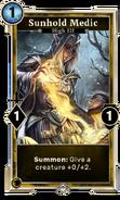 Sunhold Medic (Legends) DWD