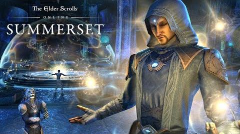 The Elder Scrolls Online Summerset – Вступите в Орден Псиджиков