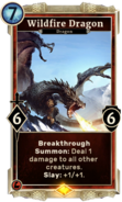 Wildfire Dragon DWD