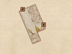 Замок Скинград - Жилые помещения