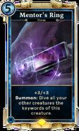 Card-Mentors Ring