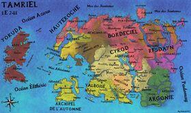 Carte geopolitique de tamriel en 1e241 by fredoric1001-d722bvk