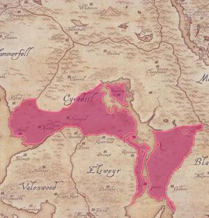 Cesarstwo Alezjańskie (przed 1E 420) by ITakNieZnasz