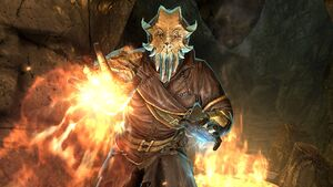 Cultist Dragonborn Screen