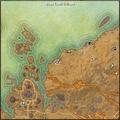 Daen Seeth Dolmen Map.png