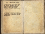 The Apprentices' God