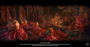 Zalkin-Sul Egg Mine Loading Screen