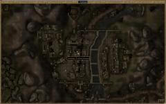Гильдия бойцов Балморы. Карта