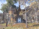 Дорожное святилище Рифтена