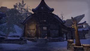 Здание в Деревне Бликрок 2