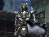 Ancient Steel Armor