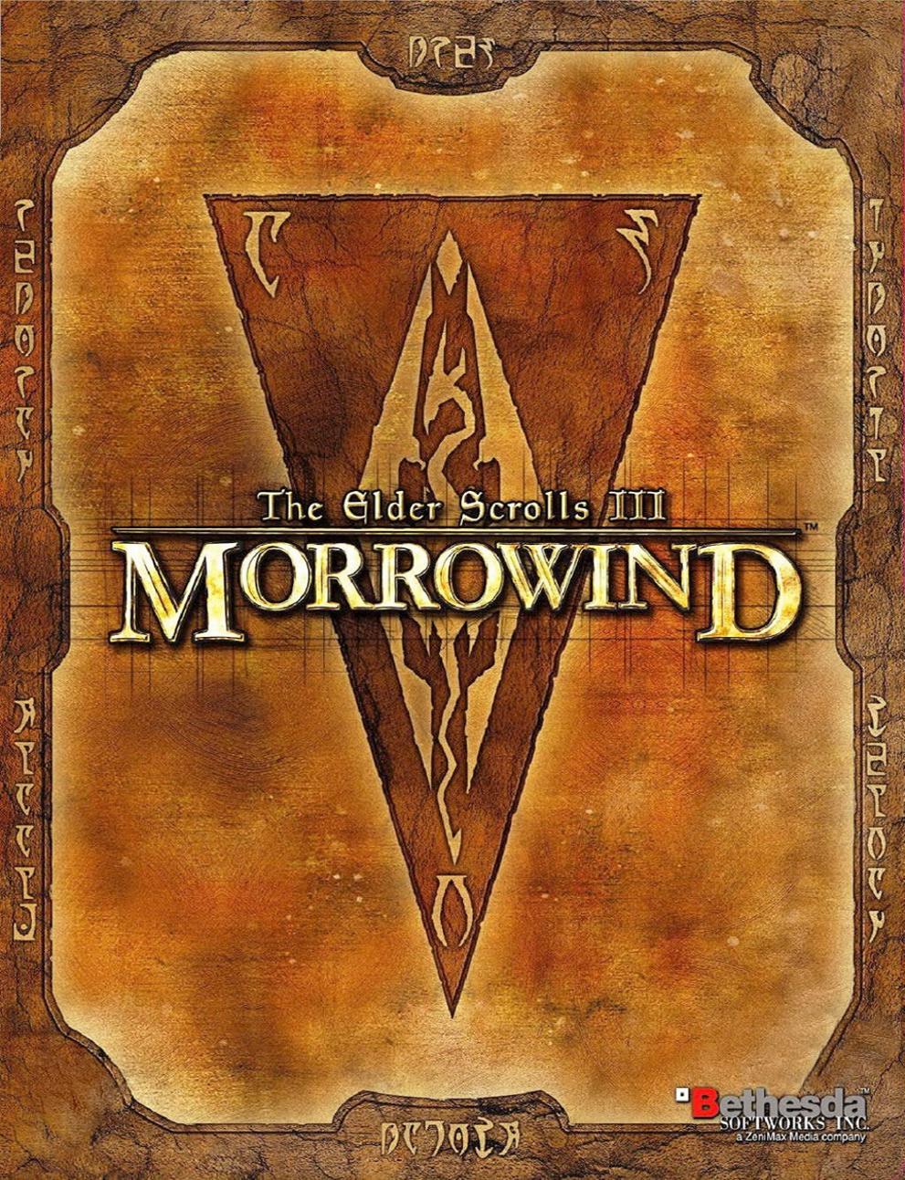 The Elder Scrolls III: Morrowind   Elder Scrolls   FANDOM