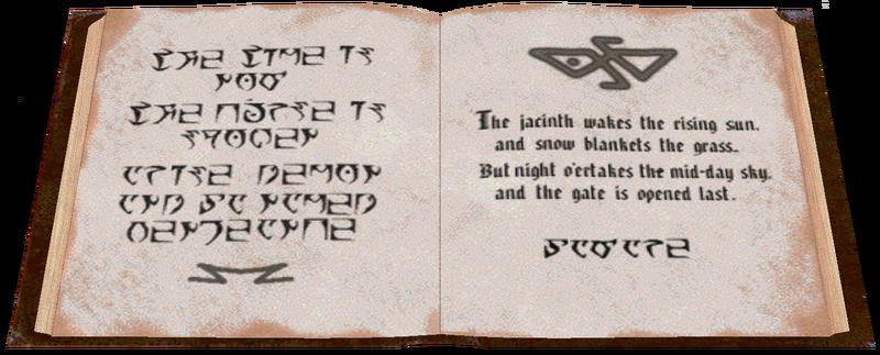 N'Gasta's Necromancy Book (Redguard)