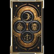 Nerevar Reborn Card Back